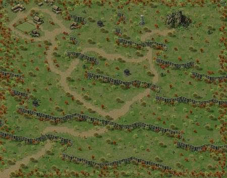 千秋游戏地图