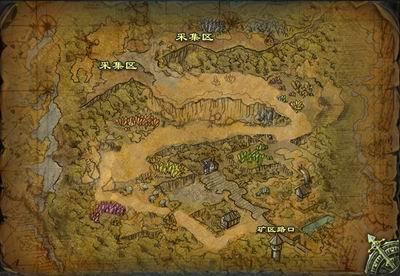 梦想时空游戏地图
