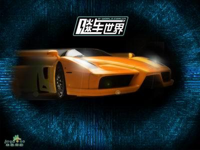 飚车世界ol 飚车世界游戏壁纸