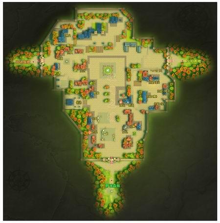 百年战争游戏地图