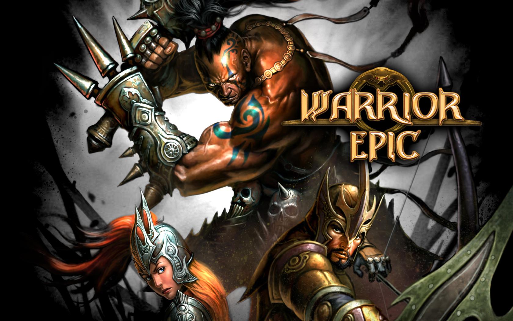3d幻想网游《warrior epic》壁纸下载