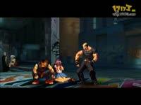 精美flash格斗:猛龙过街