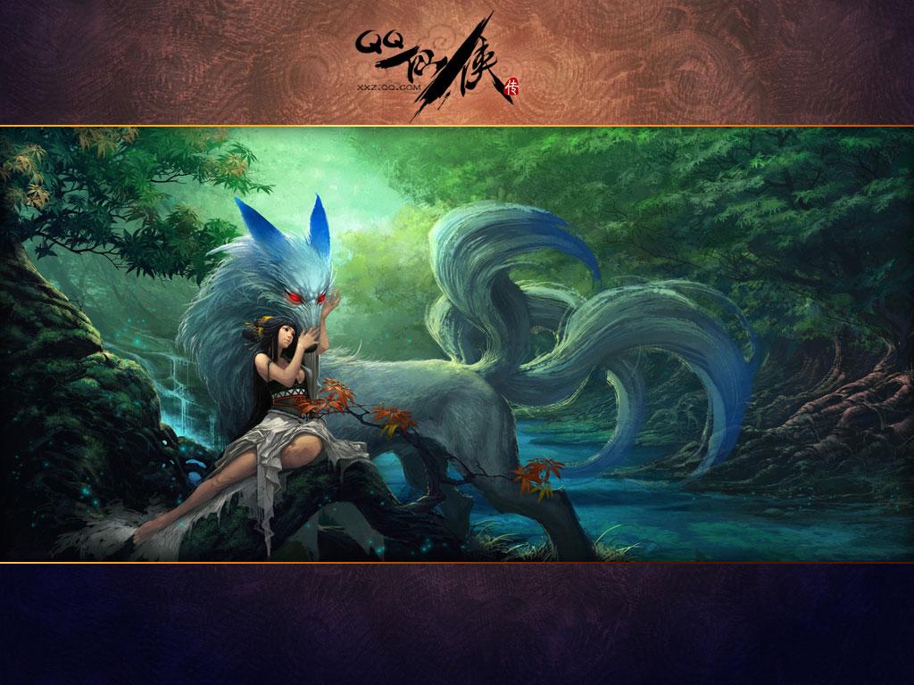 qq仙侠传怎么合宝石_QQ仙侠传:壁纸下载QQ仙侠传-17173网络游戏专区