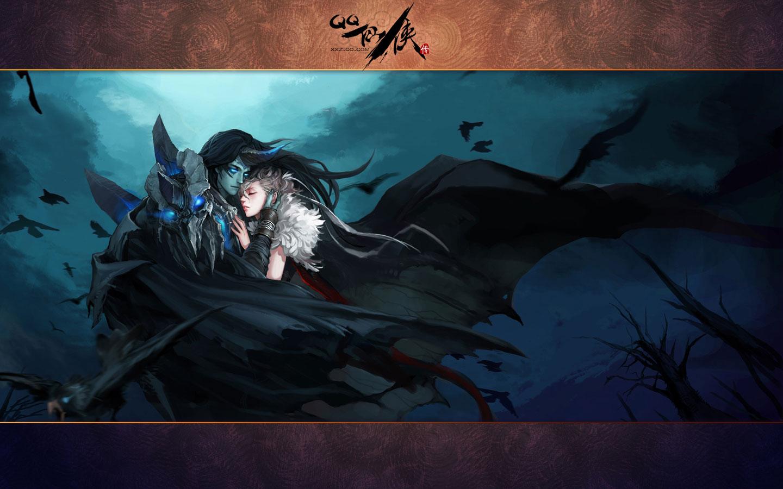 qq仙侠传下载_QQ仙侠传:壁纸下载QQ仙侠传-17173网络游戏专区
