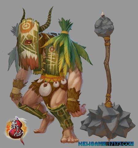 怪物工匠剑齿虎设计图