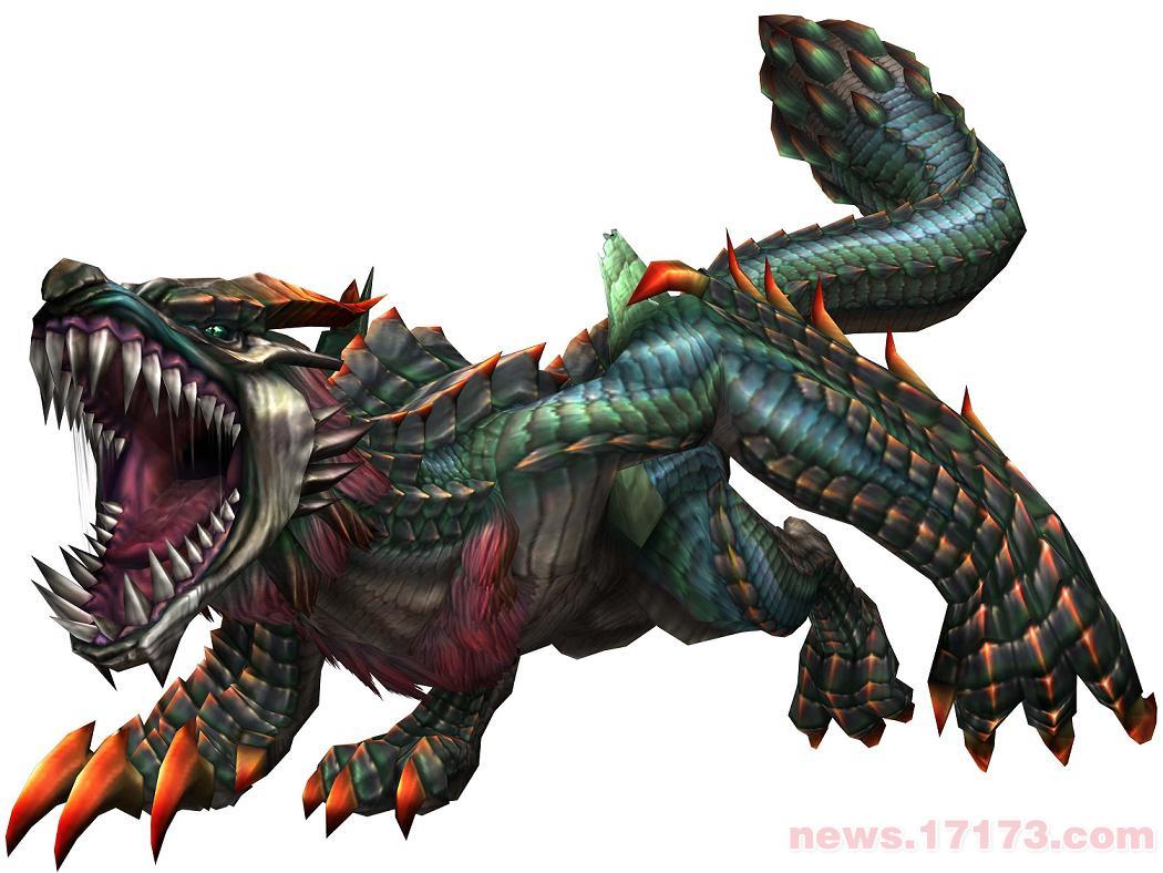 怪物区#�yab̹.+y��x��_添加新怪物《怪物猎人ol》第八季更新(图)-新游综合区