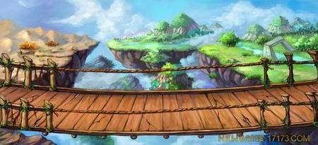 游戏室内场景 原画分享展示