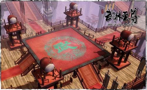 玩法通关游戏武林曝光pvp战场密语首创游戏的至尊武侠有哪些图片