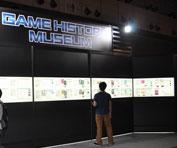 可看到电玩机的发展 游戏历史展示墙(图)