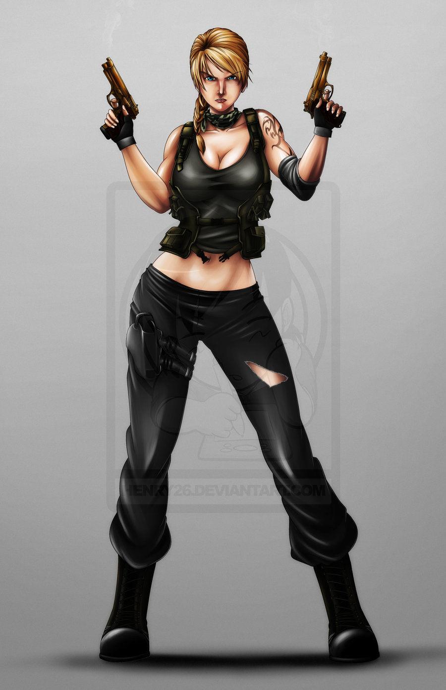 穿越火线新版本全新女角色曼陀罗2000 <img>cf穿越火线女