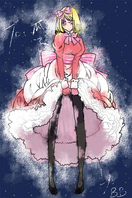 2011-10-07 冒险岛贴图专区 桐出品 手绘 关于阿狸  2011-10-03 悟空