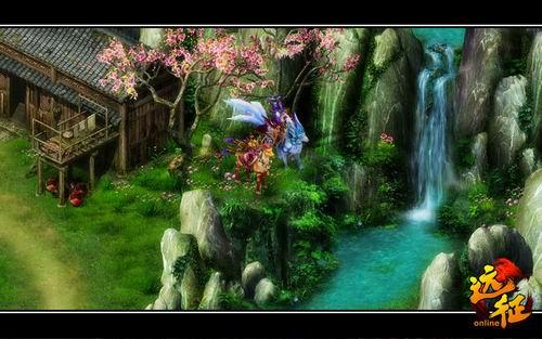 在天愿作比翼鸟,在地愿作连理枝