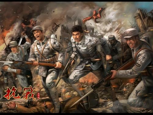 喋血远征 抗战新版 血战缅甸 今日上线