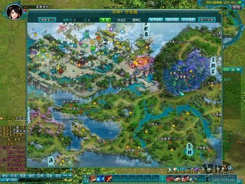 游戏小地图