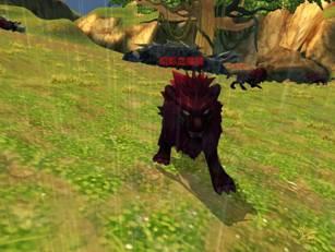 暗影血魔狮