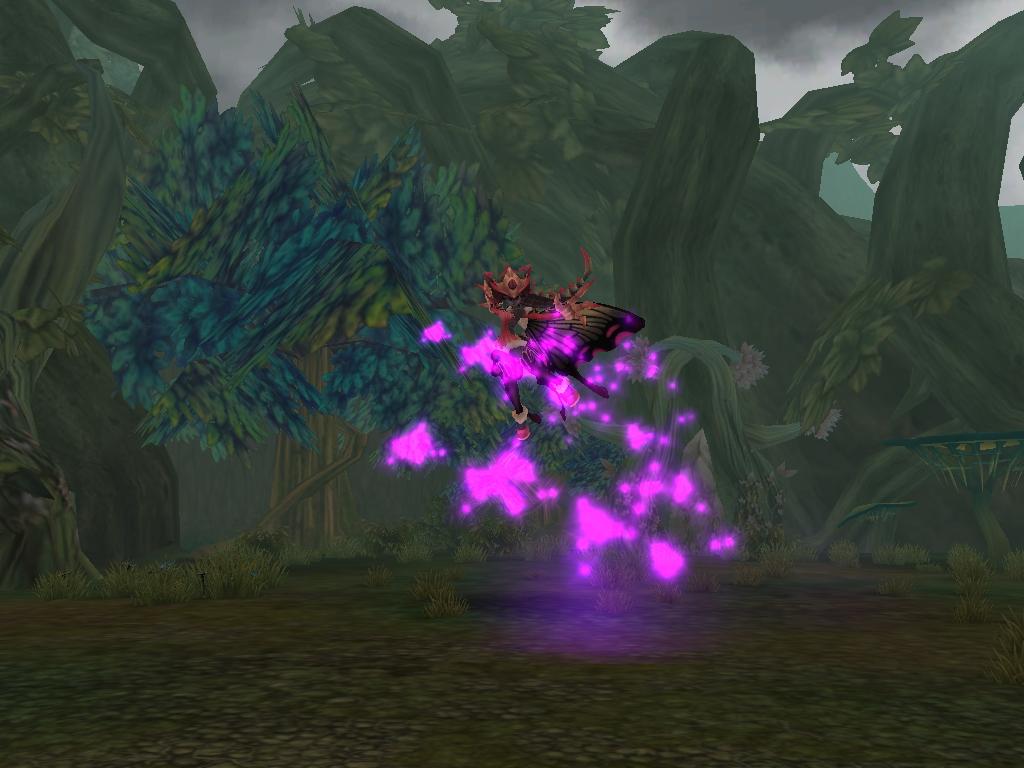 森林精灵,树人,小妖精