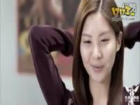 人族天王BOXER和少女时代合拍广告