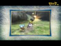 TGS2011《怪物猎人3G》首段PV释出