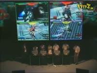 《机动战士高达 EXVS》TGS2011演示视频