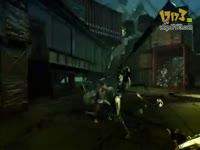 少年但丁豪迈战斗《DmC:鬼泣》TGS2011预告片