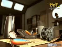钓鱼网游《清风明月》宣传视频