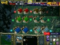 《大神有约》KingJ第一视角熊猫酒仙 vs EG #1