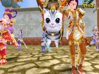 《萌谷帝国》东方主城游戏真实画面