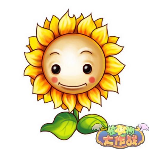《植物大作战》向日葵宝宝引领可爱风潮