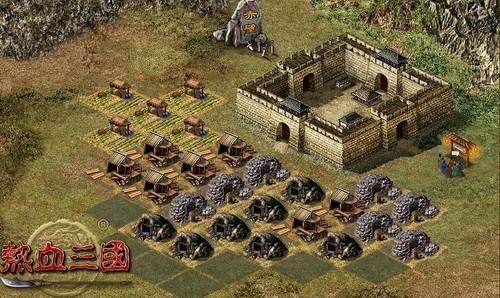 热血三国14000箭塔需要多少床弩或者弓箭手能拿下?