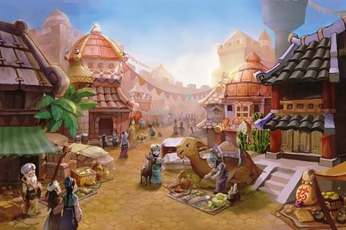 划时代网页游戏《仙界村》特色玩法探究