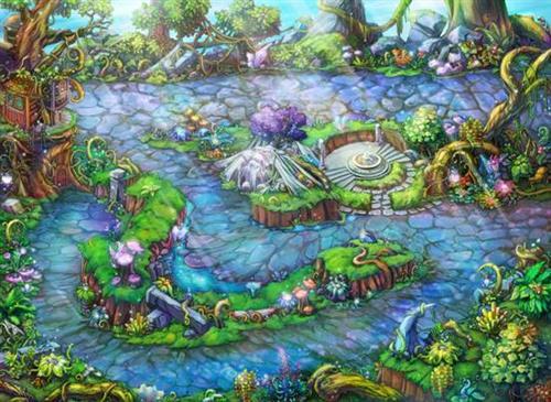梦幻王国最新图片图片