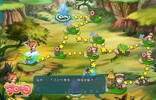 游戏关卡设计:组合技能图片