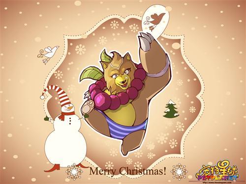 说起圣诞老人无外乎让人想起放满礼物的驯鹿小雪橇.