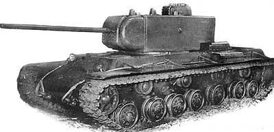 空间 kv/220/严格来说KV/220就是KV/3的试验车,是KV系列计划中的一部分,...