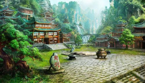 武林3武当山
