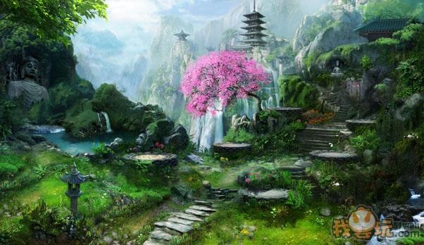 武林3华山后山