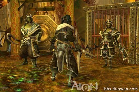 玩家为你详解Aion3.0如何进小号合并服