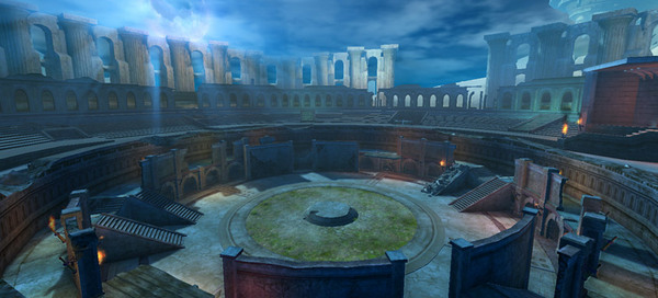 永恒之塔3.5竞技场