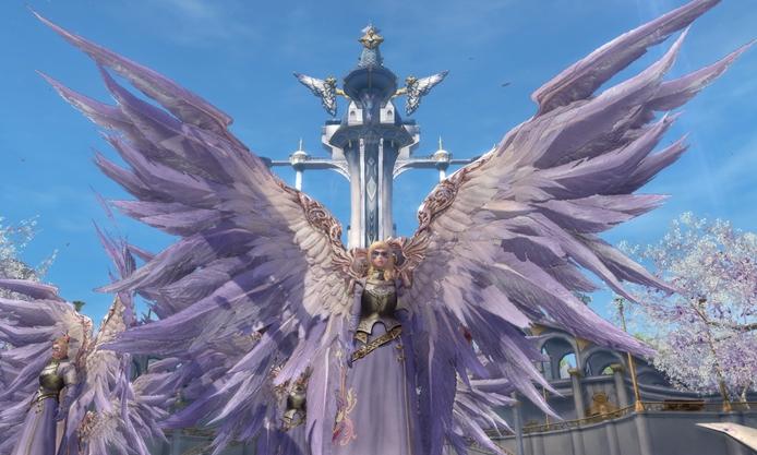 永恒之塔3.5 新增的飞行翅膀揭秘