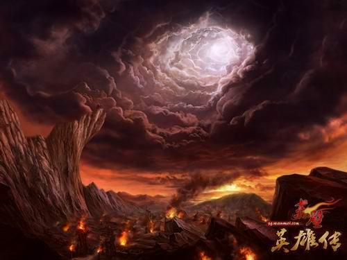 英雄不止一面 《赤壁英雄传》8月16日豪情公测