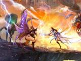 2D魔幻游戏苍穹之怒 游戏宣传海报2