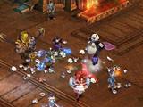 2D魔幻游戏苍穹之怒 游戏截图怪物爆装备