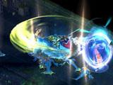 2D魔幻游戏苍穹之怒 看战士的强力群攻