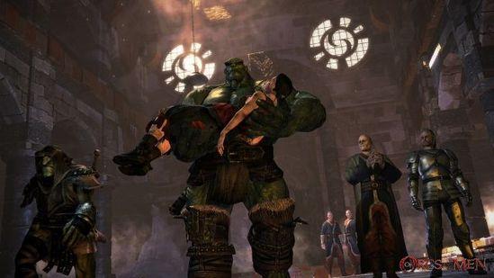 《妖兽与人类》角色扮演游戏在2012年10月登场