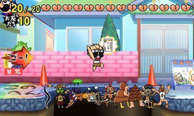 日本人气搞笑漫画《天才爷爷》将登上N3DS平台