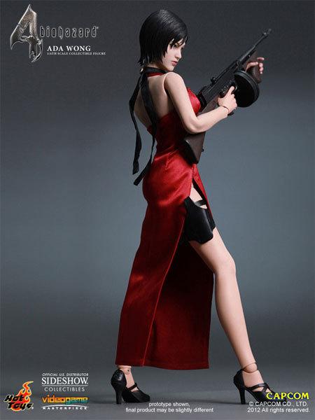 《生化危机》艾达王性感手办 满足你的收藏欲!