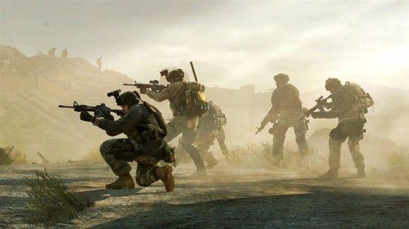 EA游戏《荣誉勋章:铁血悍将》截图