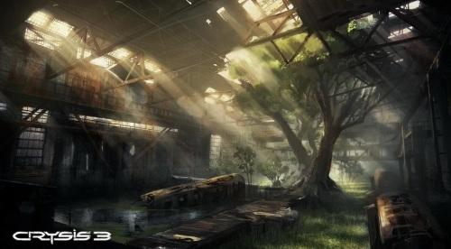 《孤岛危机3》最新截图