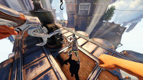 《生化奇兵:无限》现实版天空吊钩(Sky Hook)开卖 I Can Fly!