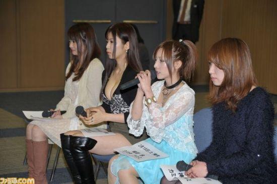 波霸美女齐上阵《如龙5》夜店女郎选秀